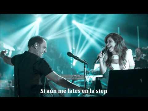 Te Pïenso Sin Querer - Franco De Vita y Gloria Trevi ( Letra )
