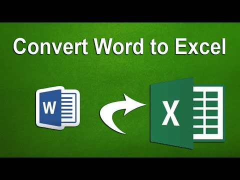how-to-convert-word-document-to-excel-spreadsheet-in-microsoft-office-2017