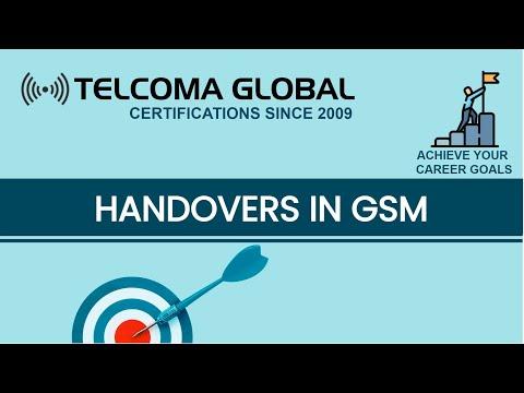Handovers in GSM