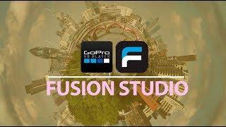 FUSION STUDIO и VR PLAYER - РАЗБИРАЕМСЯ С НАСТРОЙКАМИ 360 ВИДЕО - Часть 1