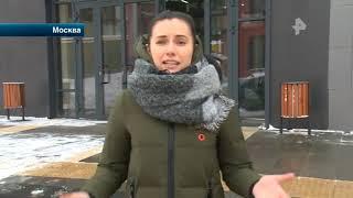 Московский первоклассник украл породистого щенка в супермаркете