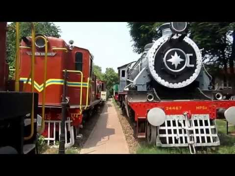 A Guided Tour : Heritage National Rail Museum : New Delhi