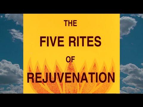 The Five Tibetan Rites of Rejuvenation