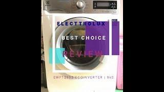REVIEW ELECTROLUX EWF12933