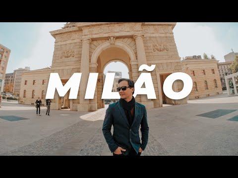 Dicas , Ideias de roteiro e Itinerário em Milão - Itália