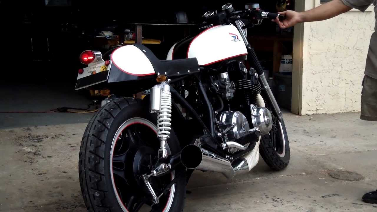 bare bone rides custom 1979 honda cb750 cafe racer build (fired-up