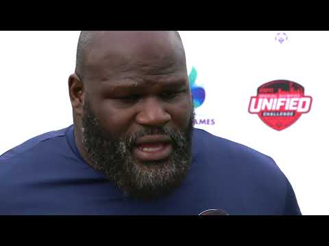 Unified Sports Challenge: MARK HENRY