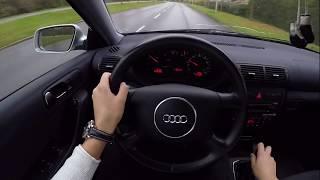 1997-2003 Audi A3 1.6 / pov test drive acceleration