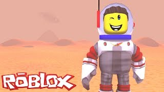 ROBLOX - MINING SOME GOLD ON THE MOON!!