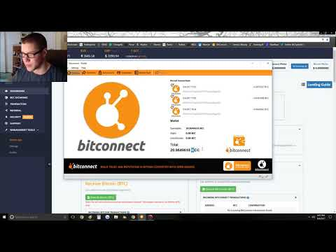 How I Earned $100,000 On Bitconnect In 3 Months! (Bitconnect Lending And Staking)