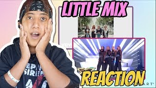Reacting To Little Mix (Joan Of Arc, Woman Like Me X Factor) Video