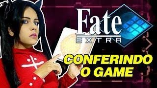 FATE/EXTRA | 🎮 CONFERINDO O GAME