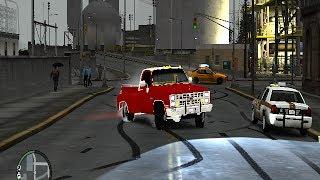 GTA IV Drift GMC | ??? ???? || ?????? | ??? | gta iv | ?????? | ????? | .ksa | police