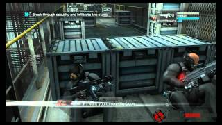 Binary Domain PC Gameplay HD