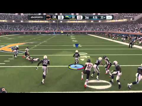 [Week 10] Ace sanders takes it to the house
