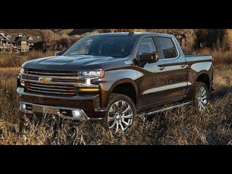 Chevrolet Silverado High Country 2019 En Español