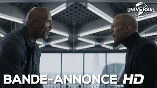 FAST & FURIOUS : Hobbs & Shaw - Bande Annonce VF