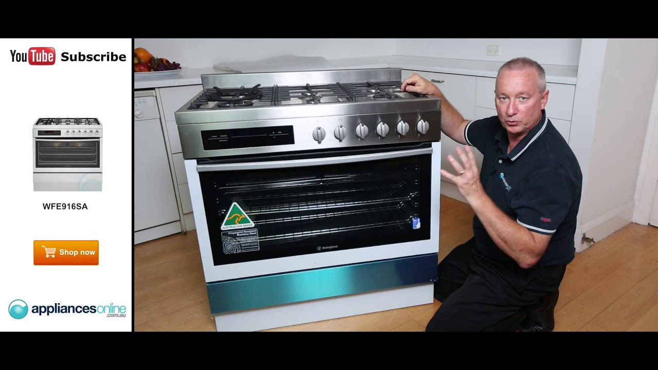 Uncategorized Westinghouse Kitchen Appliances expert review of the wfe916sa westinghouse freestanding dual fuel ovenstove appliances online