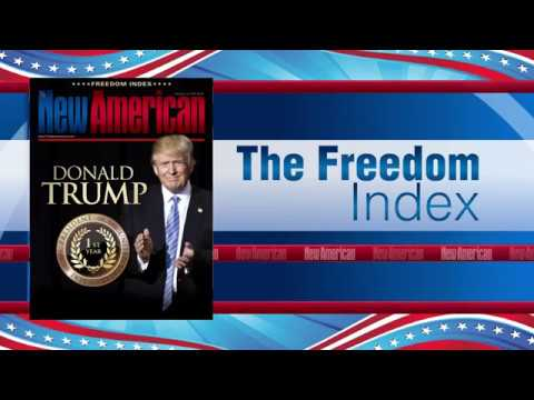 Freedom Index 2018 - The Best and the Worst