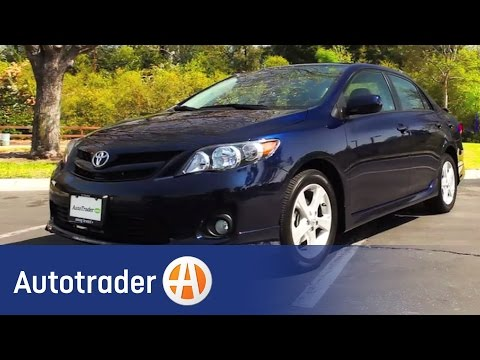 2012 Toyota Corolla S - Sedan | 5 Reasons to Buy | AutoTrader