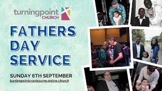 Fathers Day Service | Ps Phil Cayzer | Sep 6th 2020