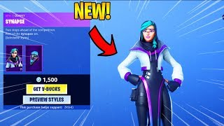 FORTNITE Item Shop *NEW* SYNAPSE SKIN & HEX WAVE WRAP! (June 15th, 2019) Fortnite Battle Royale
