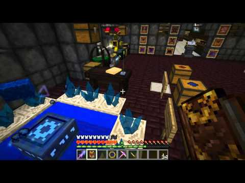 "Let's Play Thaumcraft 4: Ep 80 ""Celestial Gateway"""