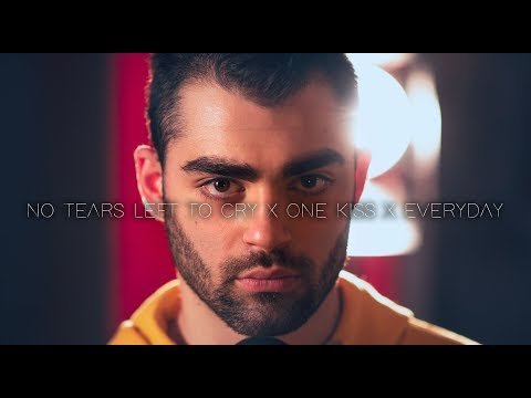 No Tears Left To Cry X One Kiss X Everyday ( Ariana Grande/Dua Lipa) - Leonardo Frezzotti Mashup Mp3