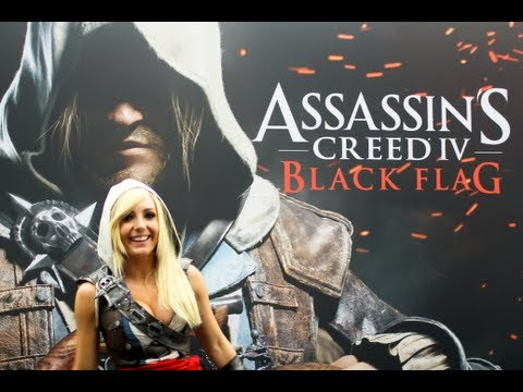 Gamescom 2013: Jessica Nigri Interview