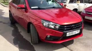 LADА VESTA : Что случилось с машиной за полгода с момента покупки .отзыв владельца