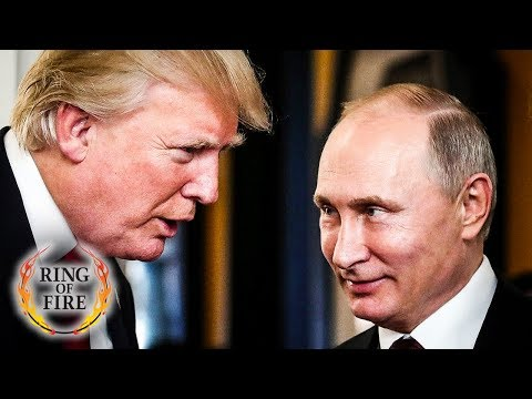 Trump Destroys Interpreters Notes from Meeting with Putin What Is He Hiding?