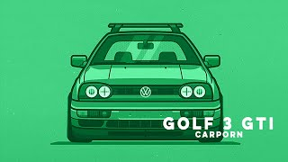 CarPorn Golf 3 GTI | WWW.ARLINDGRAPHICS.DE