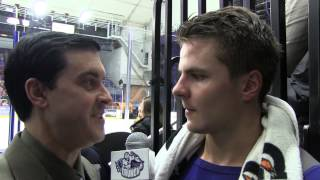 Henri Ikonen Second Intermission Report | Nov. 14, 2014