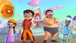 Super Bheem - Candy Land Adventure   Hindi Cartoon for Kids