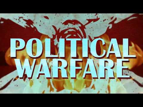 Intoxicated Rage - Political Warfare (Lyric Video)