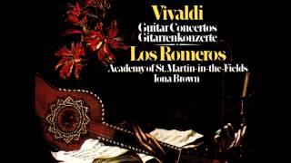 Los Romero - Conciertos para guitarra de Vivaldi