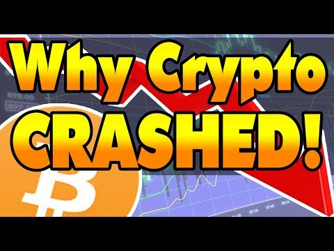 Why Crypto CRASHED in May! Prices Are Down and Here's Why!
