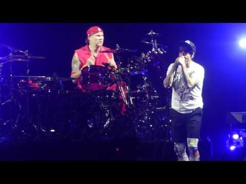 """Adventures of Rain Dance"" Red Hot Chili Peppers@Verizon Center Washington DC 4/12/17"