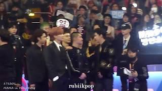 171201 Mama - Ending: Exo, Super Junior, Taemin, Wanna One, Nct127, Got7