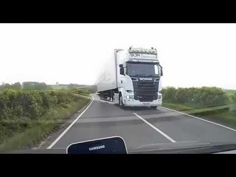 IDIOT TRUCK DRIVERS, CRAZY TRUCK DRIVING WEEK 4 AUGUST 2016