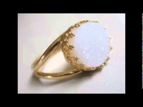 white-gemstone-rings