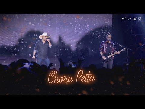 Edson & Hudson – Chora Peito (Letra)