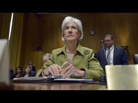 Kathleen Sebelius to Resign Health Post