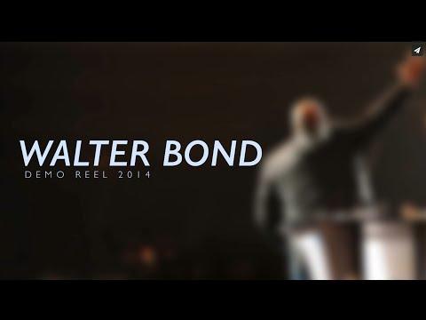 MOTIVATIONAL SPEAKER WALTER BOND DEMO REEL 2014
