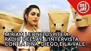 Miriam Leone è troppo bella: La Pina, Diego e La Vale si mettono le maschere