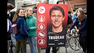 CAUGHT ON CARTOON: Trudeau pranked by Russians as Greta Thunberg!