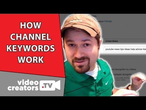 What are Channel Keywords and How Do They Work?