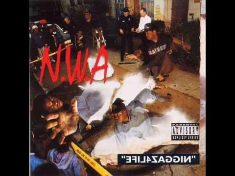NWA - Niggaz 4 Life (Track 3)