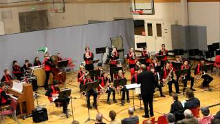 RJH Jazz Band 2011/2012 - Frosty The Snowman