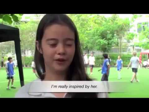 WorldLeadersTV SPORT EMPOWERS GIRLS   PROMOTING GENDER EQUALITY in ASIA PACIFIC UNESCO2